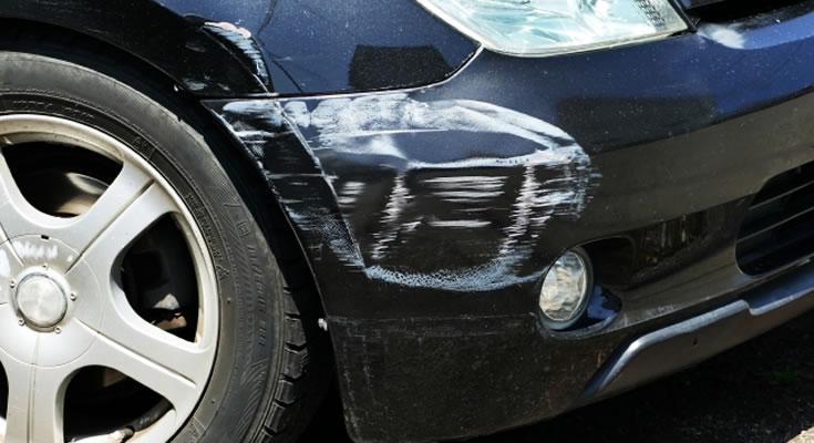 写真:事故車イメージ